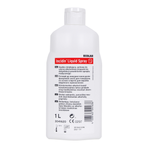 Incidin Liquid Spray 1L